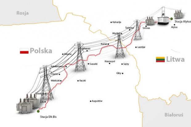 Sukces testów przepustowości mostu energetycznego Polska-Litwa