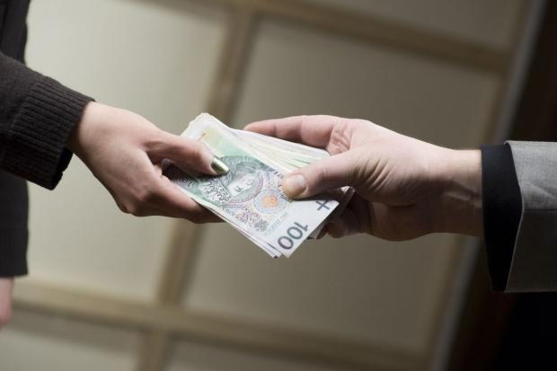Korupcja oznacza zwykle ogromne straty dla firmy