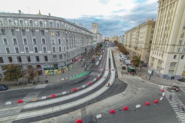 Tines z infrastrukturalnymi kontraktami na Ukrainie