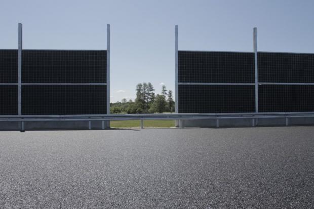 4 mln zł kosztowała budowa drogi dojazdowej do lotniska w Szymanach