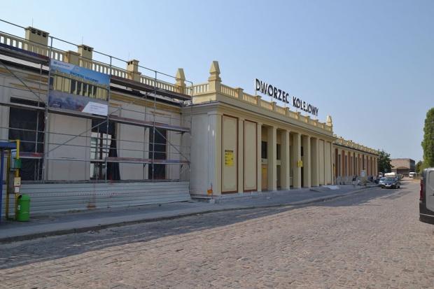 PKP zakończyła przebudowę dworca w Kaliszu