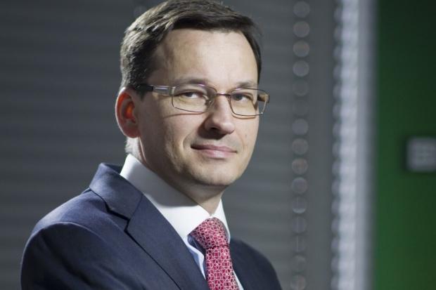 Morawiecki: deficyt może wynieść np. 3,3 proc.