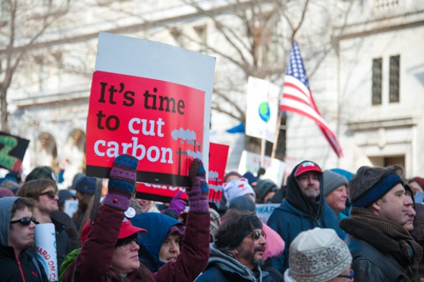 Przed COP21 na świecie marsze przeciwko globalnemu ociepleniu klimatu