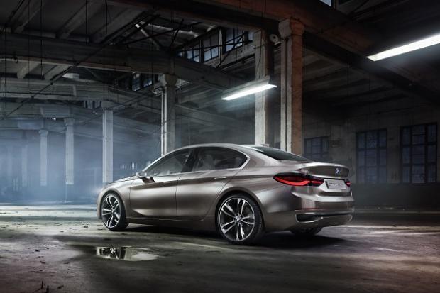 Chiński kompakt wg BMW