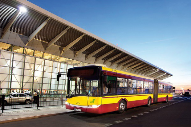 Solarisy z solarami są już w Warszawie