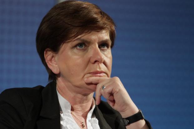 Szydło w Paryżu: interesy polskiej gospodarki muszą być chronione