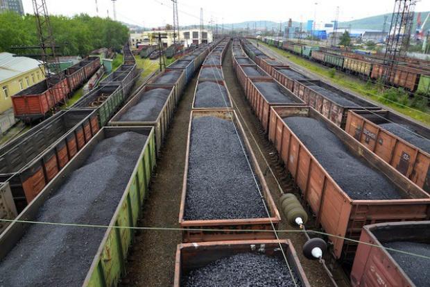 Rosja ogranicza dostawy węgla na Ukrainę