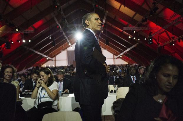 W kuluarach konferencji COP21 spotkanie Putin-Obama