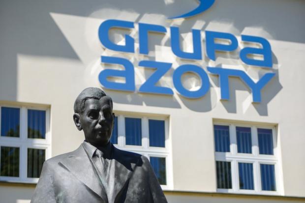 Giełdowy rekord Grupy Azoty. Polska chemia nigdy nie była tak droga