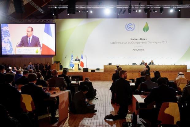 """Ruszył szczyt klimatyczny w Paryżu. """"Stawka nigdy nie była tak wysoka"""""""