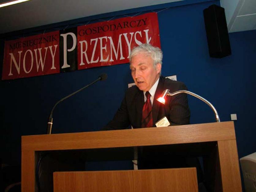 Tomasz Gorzeński - Radca Ministra Gospodarki i Polityki Społecznej