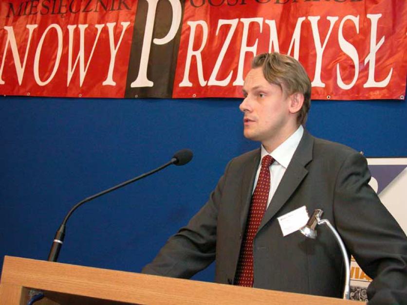 Jerzy Michalczak - Partner w Dziale Corporate Finance, Ernst & Young