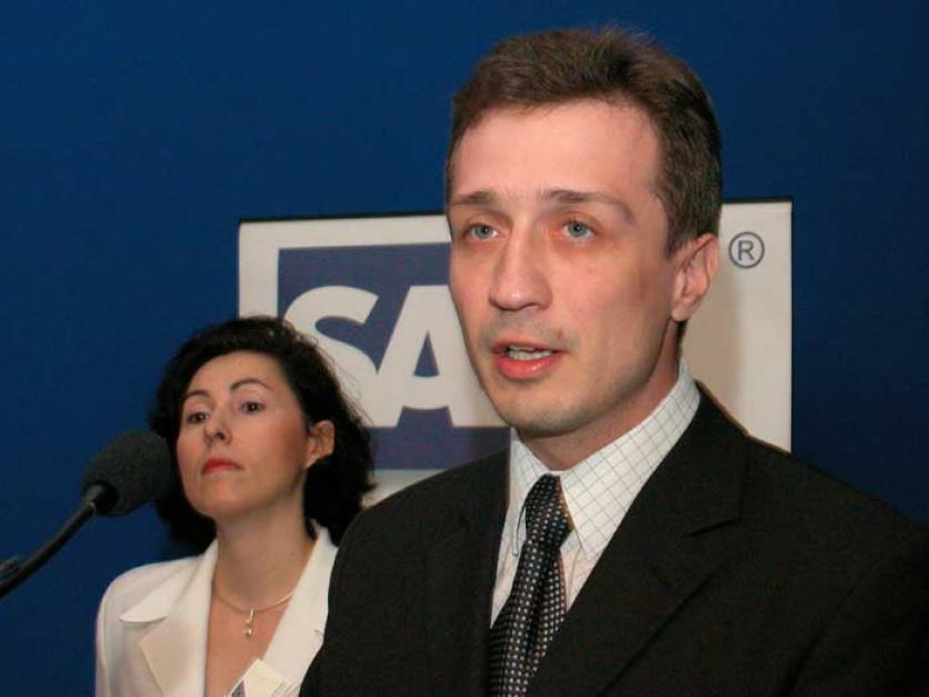 Andrzej Sowa - Wiceprezes Zarządu, Górnośląska Agencja Rozwoju Regionalnego SA
