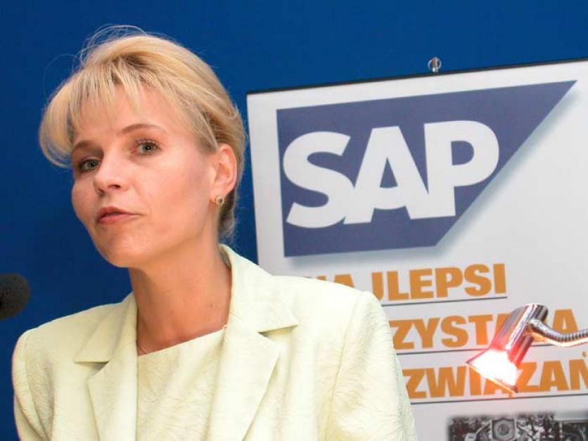 Renata Szymańska - SAP Polska Sp. z o.o.