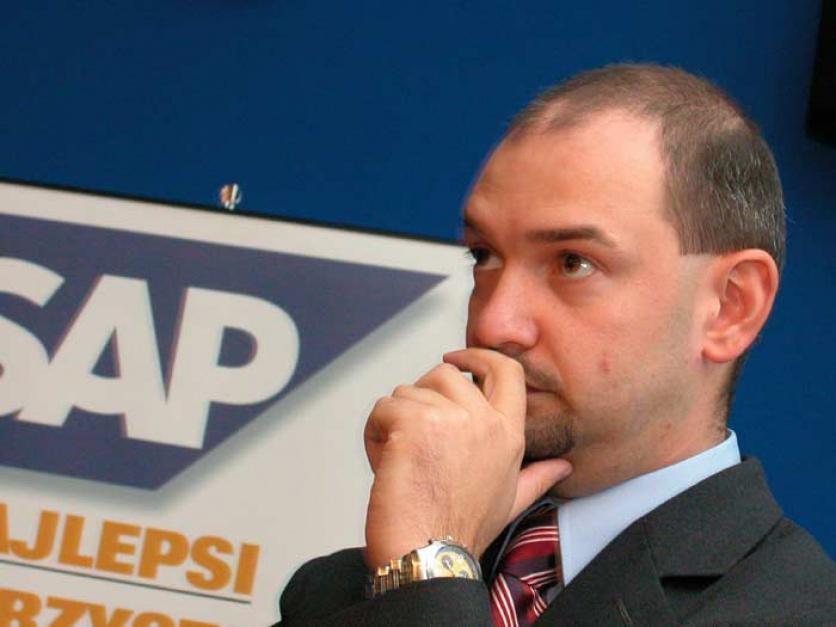 Tomasz Niebylski - Manager ds. rozwoju produktów finansowych, SAP Polska Sp. z o.o.