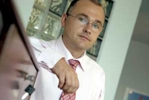 Przemysław Sztuczkowski, prezes Zarządu Złomrex SA.