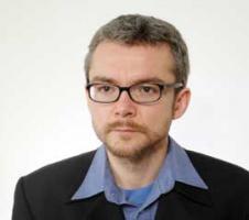 Dariusz Szwed, współprzewodniczący Zielonych 2004