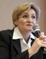 Halina Bownik-Trymucha, dyrektor Departamentu Bezpieczeństwa Energetycznego Ministerstwa Gospodarki