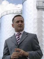 Grzegorz Ślak, prezes Rafinerii Trzebinia