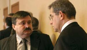 Krzysztof Żyndul i Marek Kossowski