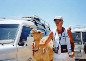 <strong>Mirosław Kaczmarek</strong>, dyrektor, członek Zarządu M&M Polska uwielbia podróżować. Szczególnie miło wspomina wakacje w Egipcie, gdzie był w 2002 roku.