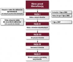 Prawdopodobny scenariusz rozwoju rynku gazu w Polsce.