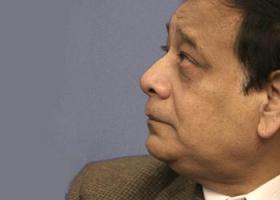 <strong>Vijay Kumar Bhatnagar</strong> - prezes Mittal Steel Poland