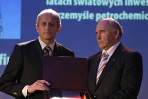 Wido Waelput (z lewej) i Karol Marek Sęp, Basell Orlen Polyolefins
