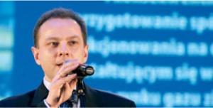 Michał Szubski, prezes Zarządu Mazowieckiej Spółki Gazowniczej