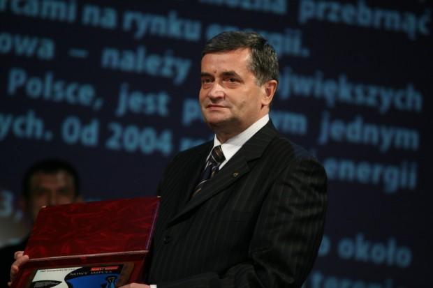 Wiceminister energii Tadeusz Skobel nadzorcą departamentu energetyki