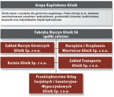 Grupa Kapitałowa Glinik