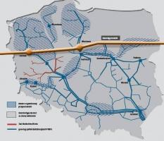 Krajowy system przesyłowy gazu