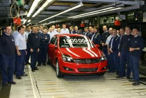 Milionową Astrę z fabryki w Gliwicach czeka długa podróż - do Rosji