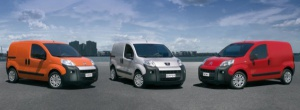 Bliźniacze modele: Fiat Fiorino, Peugeot Bipper i Citroen Nemo