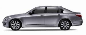 Genesis ma być konkurencją dla uznanych modeli takich marek jak np.: BMW, Mercedes-Benz czy Lexus