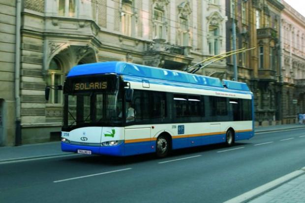 Trolejbusy Solarisa pojadą do Wilna