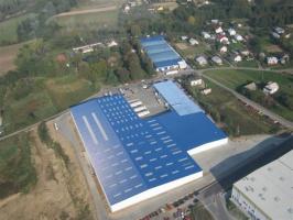 Romet produkuje jednoślady w Podgrodziu koło Dębicy na Podkarpaciu