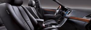 Wnętrze limuzyny zostało przeprojektowane pod kątem klienta europejskiego.