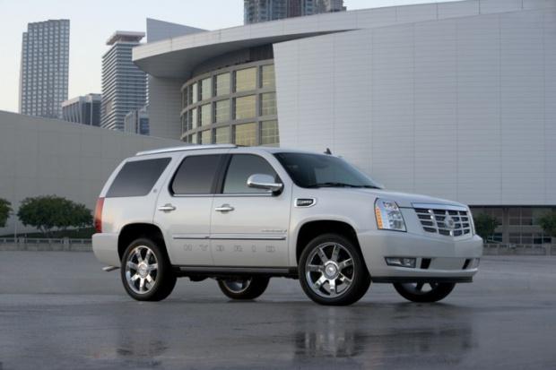 Cadillac zaprezentuje swój pierwszy elektryczny model w klasie premium