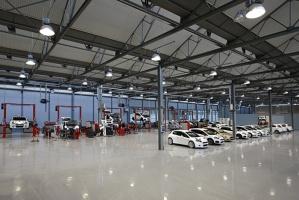 Dla Abartha wyznaczono część zakładu Fiata w Mirafiori.