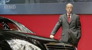 Niemiecki producent samochodów tnie dywidendę mimo większego zysku