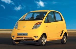 Najtańszy na świecie - 2500 USD za Tata Nano?