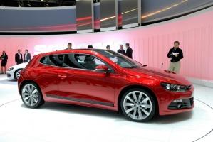 Powrót legendy - VW Scirocco