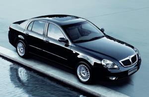 Brilliance BS 6 - może być solą w oku producentów luksusowych limuzyn