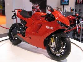 Torowe Ducati.