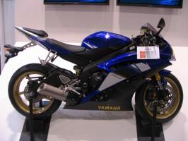 Yamaha YZF R64, 599 ccm, 135KM, 4 cyl., 4 suwy.