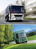 Mercedes Econic doceniany jest przede wszystkim przez służby komunalne