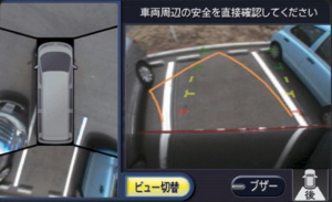 Dzięki systemowi można zobaczyć swoje auto z lotu ptaka