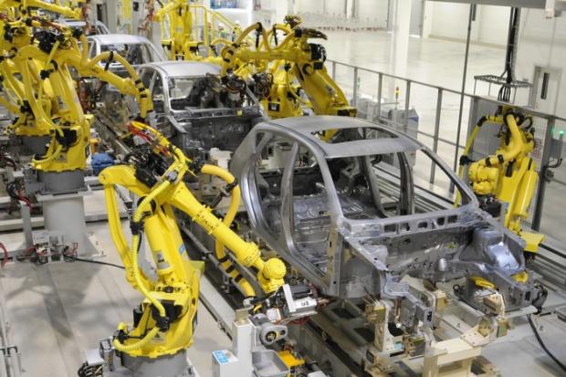 Hyundai w Noszowicach przekracza plan