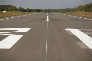 Przetarg na budowę pasa startowego na lotnisku Krywlany